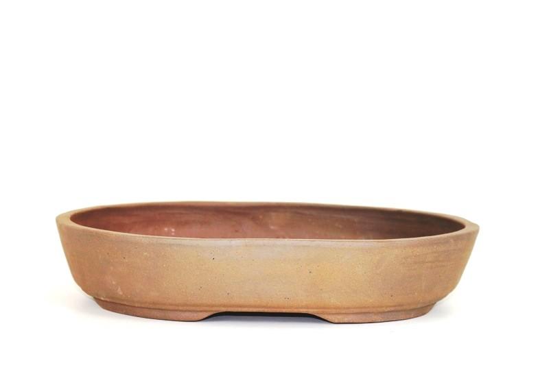 Vaso oval Jorge Ribas - medidas externas - (AxLxC) 6x25x33 centímetros
