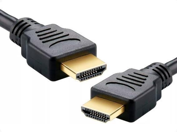 Cabo HDMI 3 Metros Versão 1.4 3D - Com Filtro  - Mega Computadores