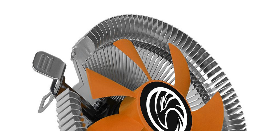 Cooler BrazilPC ICE-165W Para Processadores Intel e AMD  - Mega Computadores