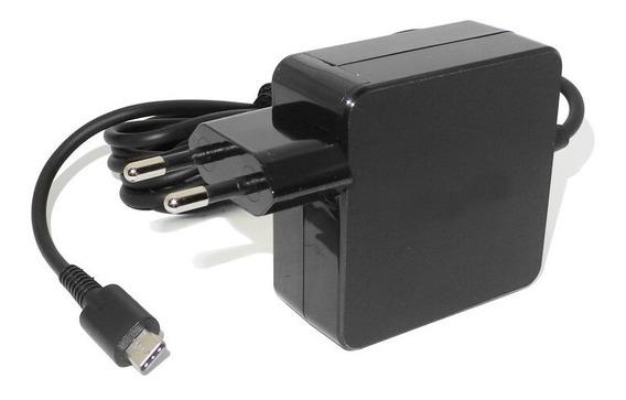 Fonte Para Notebook Lenovo T480 5A10K34713 USB Tipo-C 20V/3,25A (65W)  - Mega Computadores