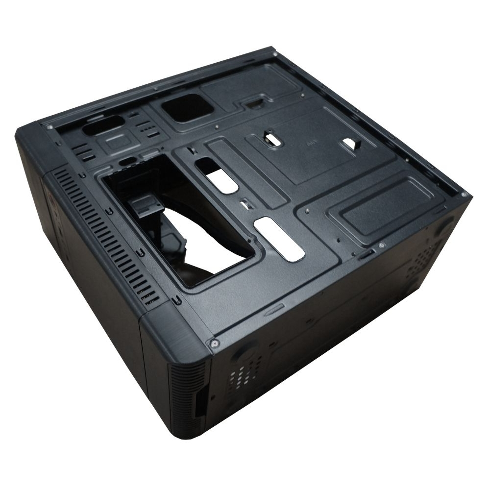 Gabinete 1 Baia  130MATX S/ Fonte BPC  - Mega Computadores