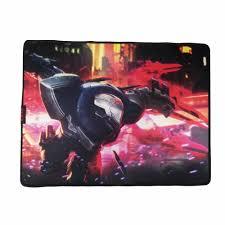 Mouse Pad Knup KP-S07 Gamer 320x420x3mm Borracha  - Mega Computadores