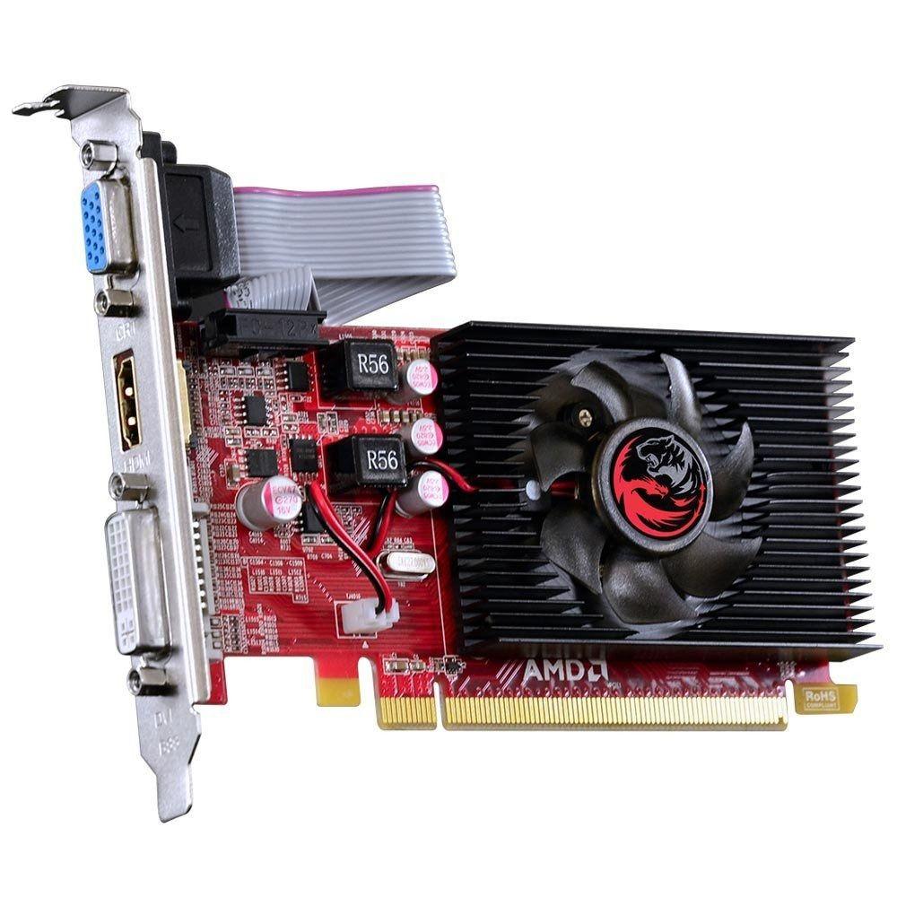 Placa de Vídeo Pcyes AMD Radeon HD5450 1GB  - Mega Computadores
