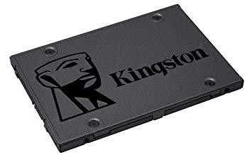 SSD Kingston 2.5´ 240GB A400 SATA III - SA400S37/240G   - Mega Computadores