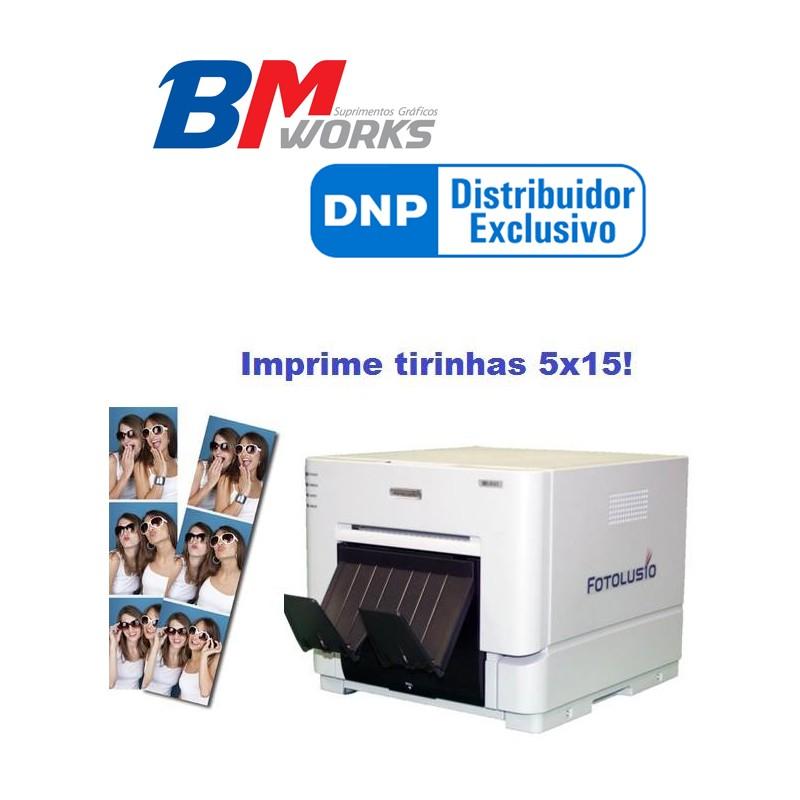 2 Impressoras Fotográficas DNP DS-RX1HS (+ 2100 fotos 10X15)