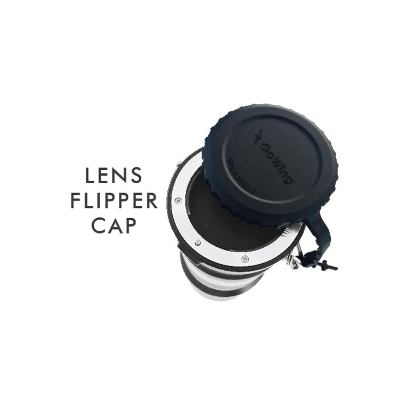 CAP para suporte de lentes - NIKON