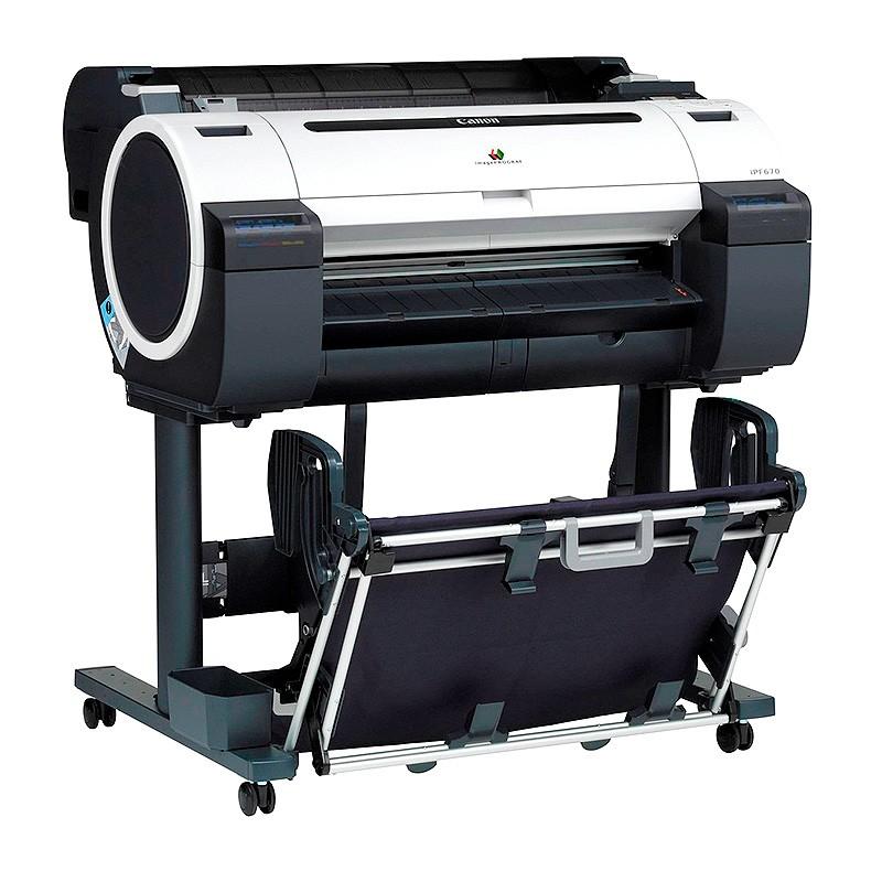 Impressora Canon imagePROGRAF iPF670