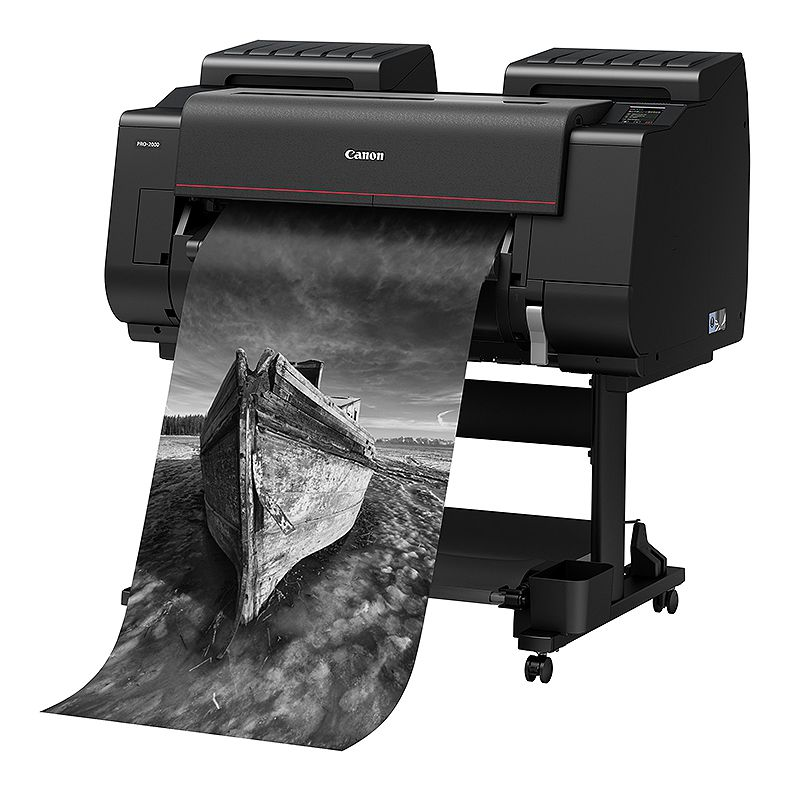 "Impressora Canon imagePROGRAF PRO-2100 (12 Cores) / (24""   610mm)"