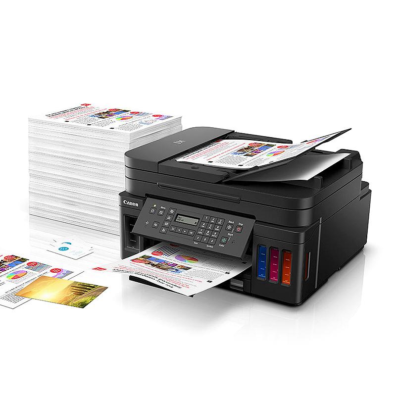 Impressora Canon MEGA TANK G7010