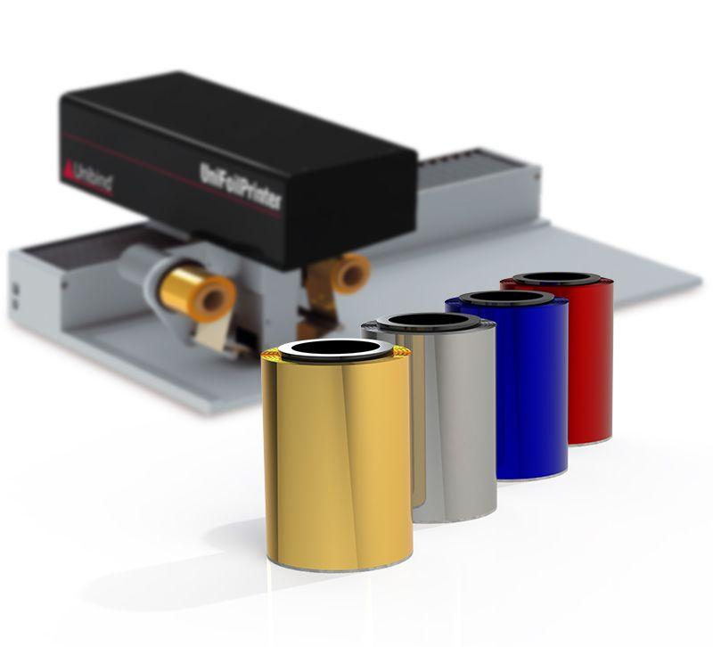 Impressora para capas UNIFOIL