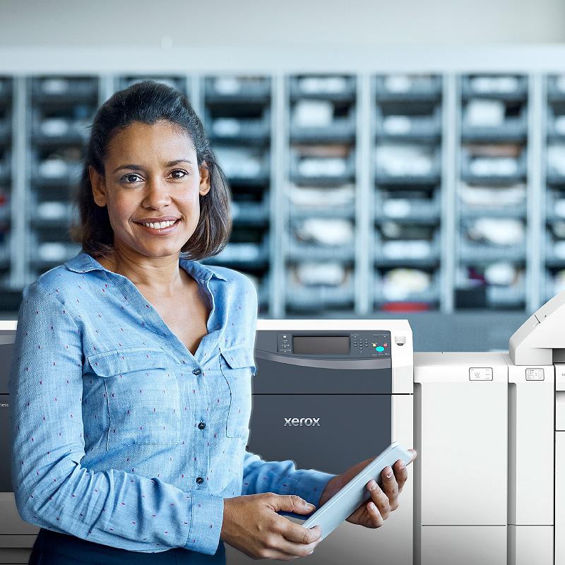 100 ppm | Xerox Versant 4100