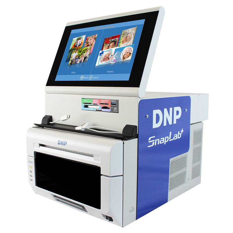 Quiosque DNP SnapLab SL620A