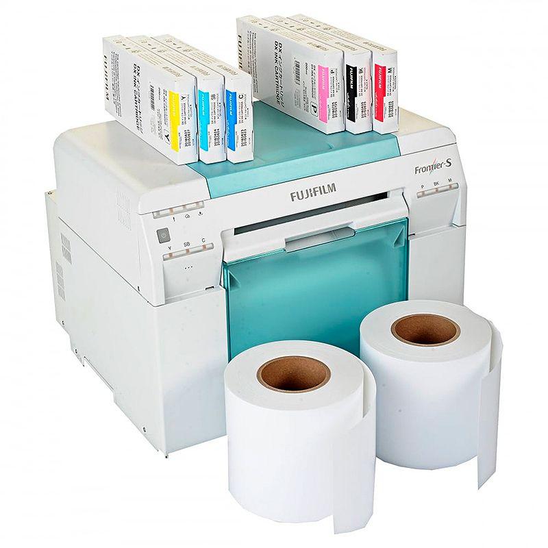 (FUJI/EPSON) - Mitsubishi Glossy Paper (15X65)