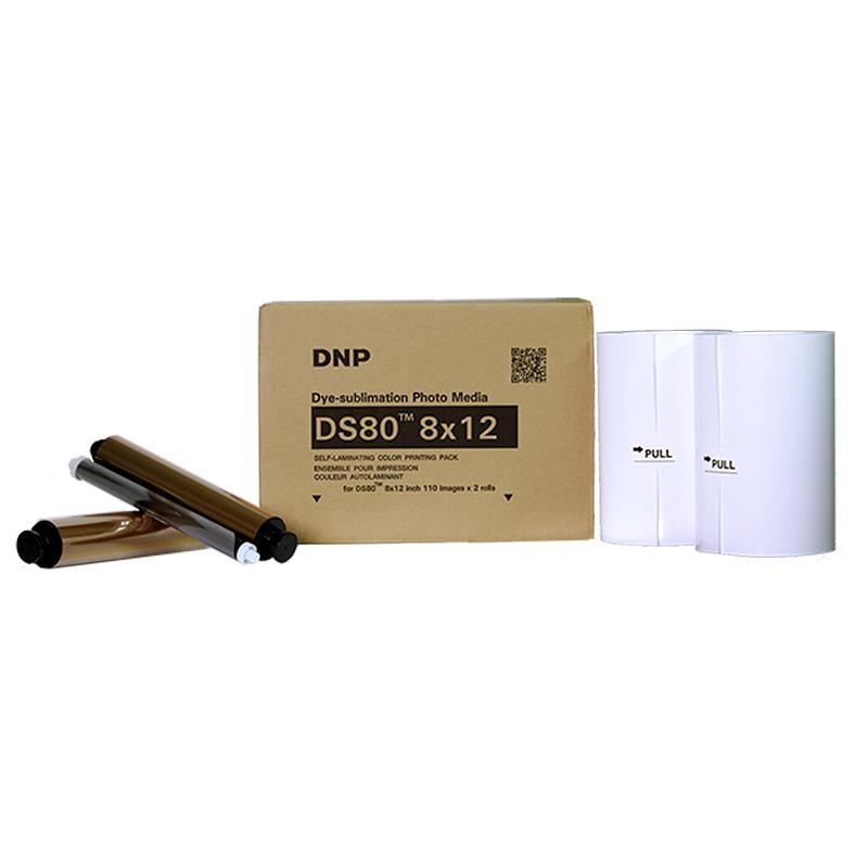 Papel Fotográfico DNP DS80 (D30) - 20x30