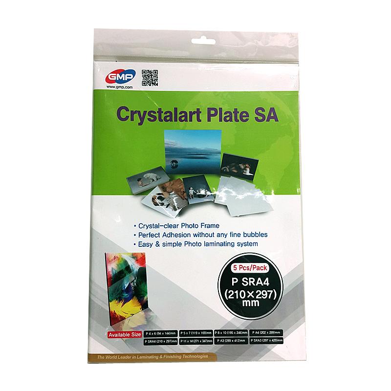 Placa de acrílico CRYSTALART A4