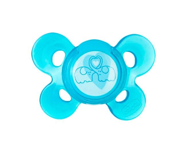 Chupeta Physio Comfort Azul Elefante Tamanho 2 (6-12 meses) Chicco