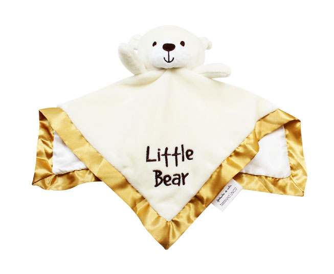 Naninha Dourada Little Bear  Tip Top