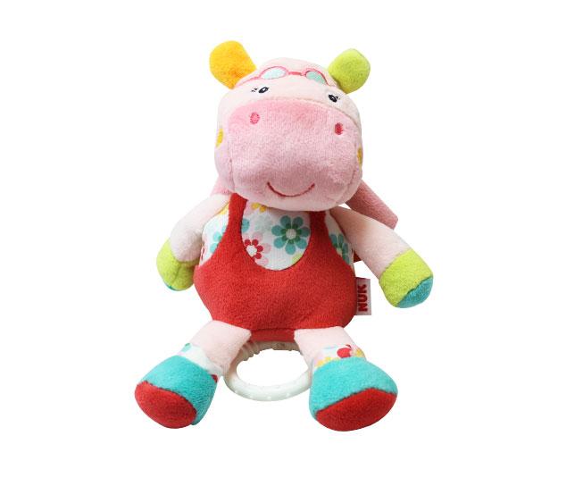 Pelúcia Hipopótamo Musical Toy Nuk