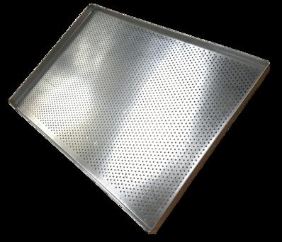 Assadeira de alumínio 40x60 cm