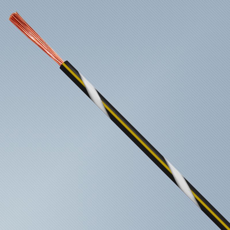 CABO FLEXÍVEL NU 0.75MM2 300V 105C (ER)