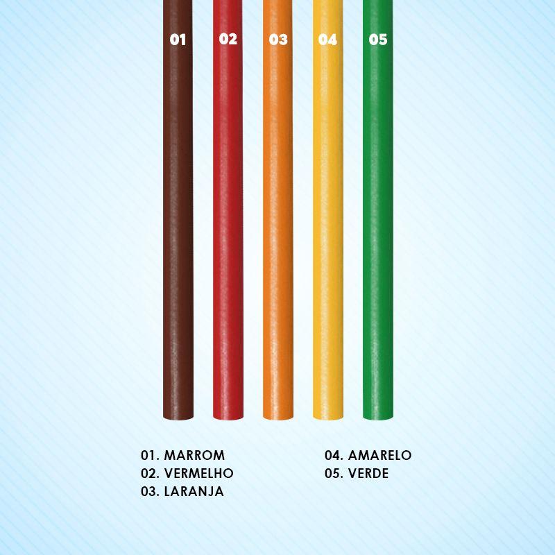 CABO MANGA 5X26AWG 150V 70C