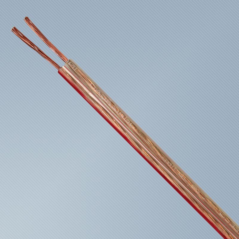DUO CABLE POLARIZADO EXTERNO 2X0.50MM2 300V 70C