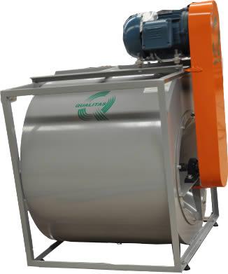 Ventilador Centrífugo VCQ3T4 de Dupla Aspiração
