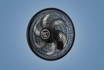 Ventilador de Parede 50 cm 6 pás Premium Silencioso 127v