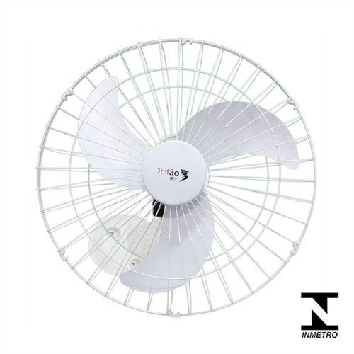 Ventilador de Parede 60 cm Turbo Bivolt Branco