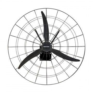 Ventilador de Parede Industrial 1 metro Preto 220v