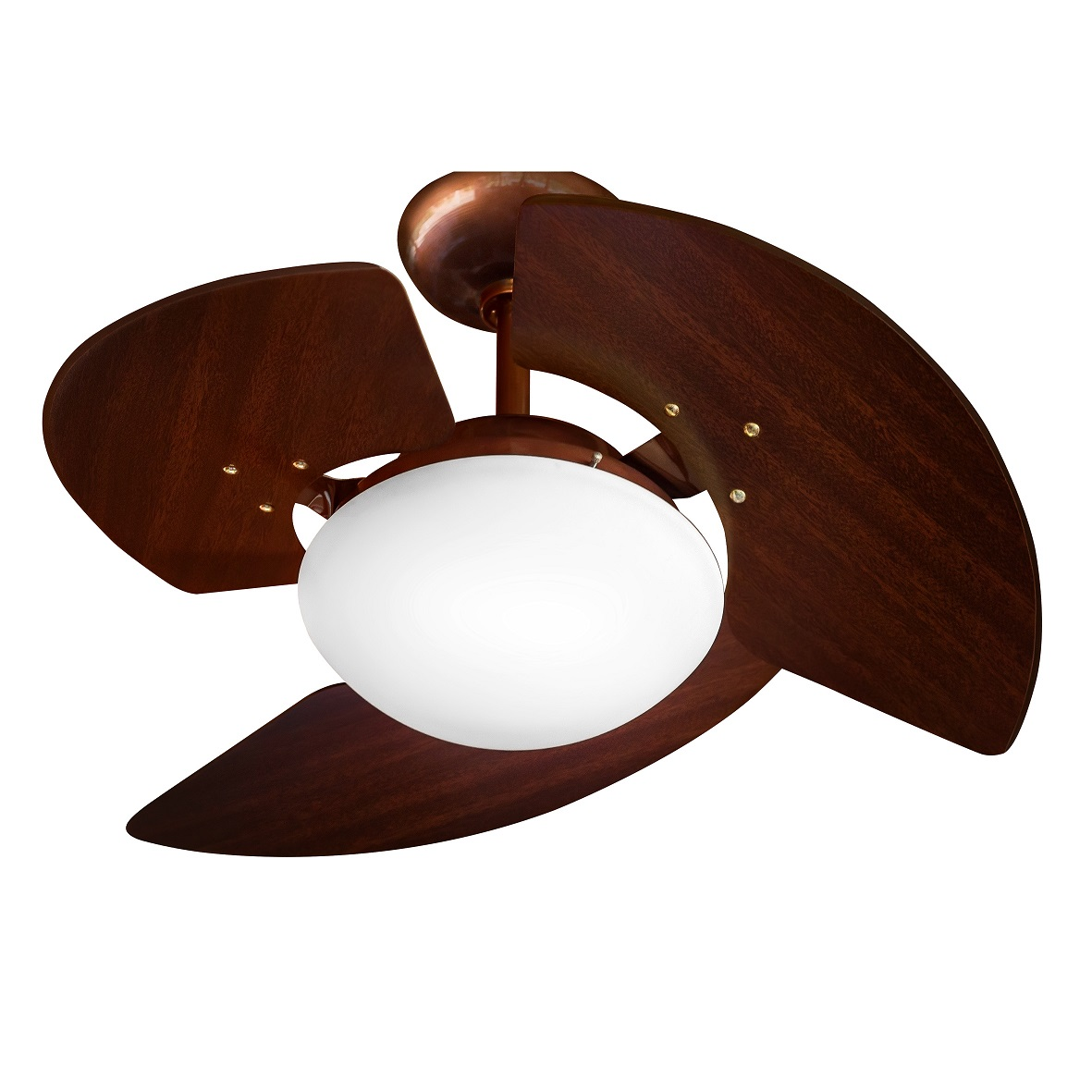 Ventilador de teto Aventador Stilo 127v  Cobre