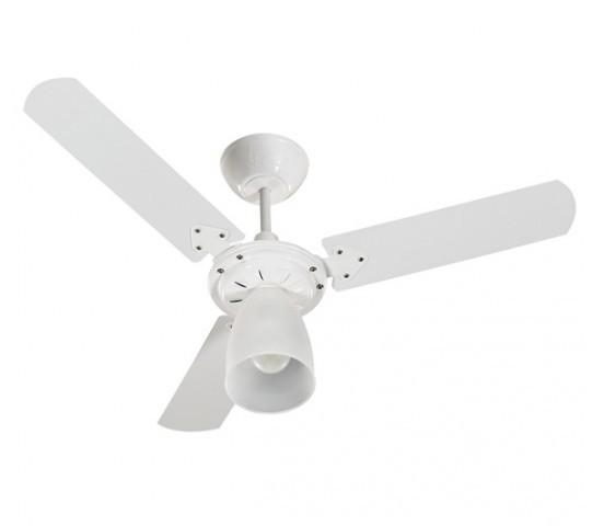Ventilador de Teto Marbella Branco 127v