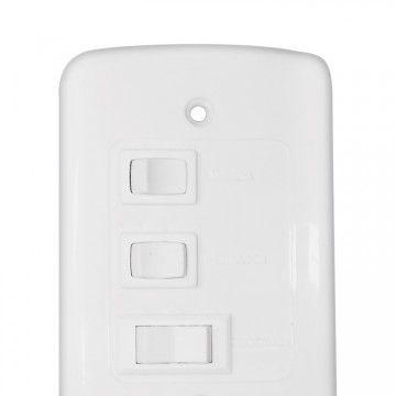 Ventilador de Teto Petit 127 V Branco