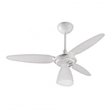 Ventilador de Teto Wind Ligth 127v Branco