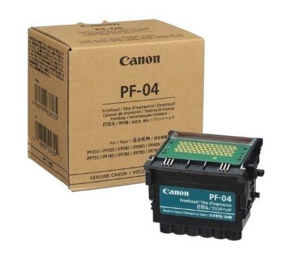 Cabeça de Impressão Canon PF04