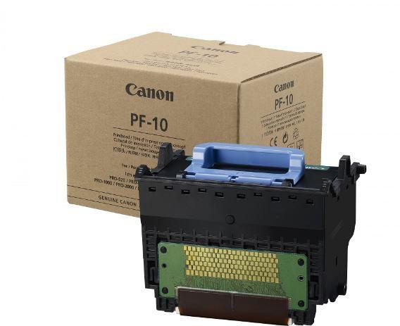 Cabeça de Impressão Canon PF10