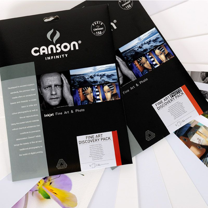 Canson® Infinity Discovery Packs