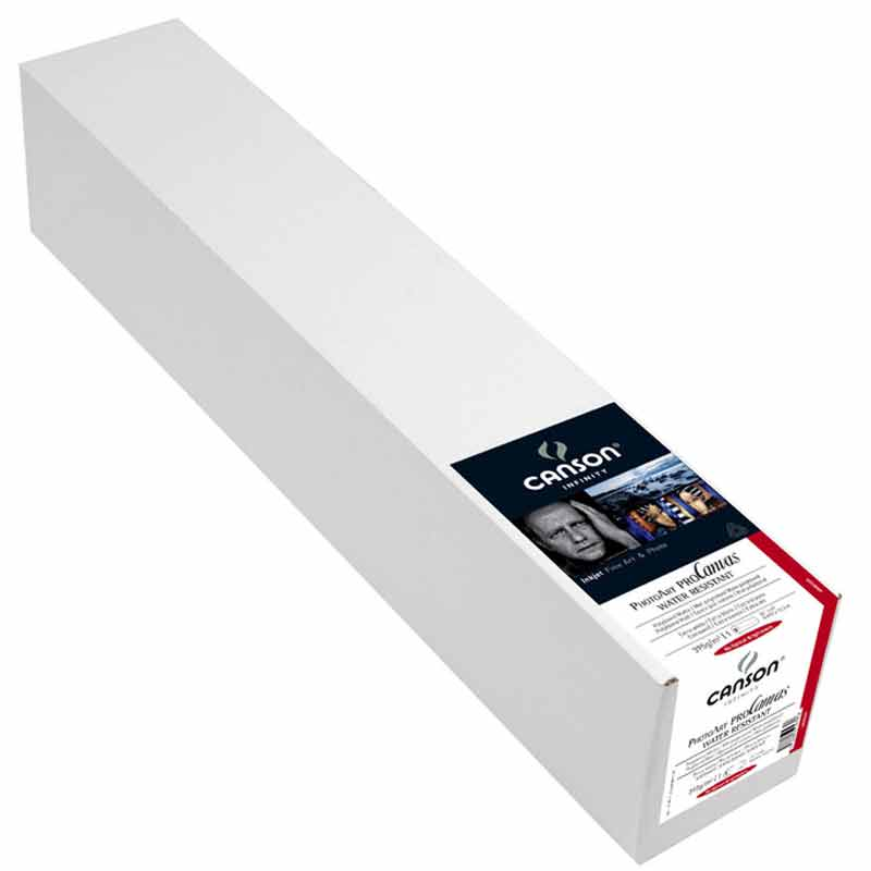 Canson® Infinity PhotoArt ProCanvas  (Poly-Cotton) 395g/m²