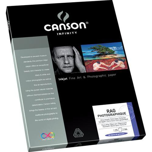 Canson® Infinity Rag Photographique 310 g/m²