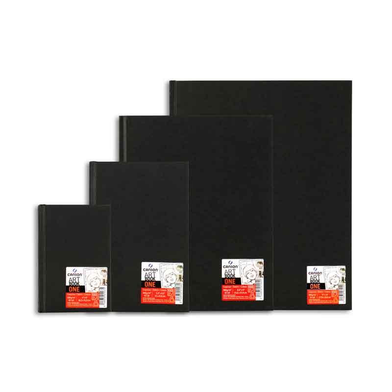 Canson® One ArtBook™ 98 folhas 100 g/m²