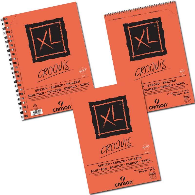 Canson® XL® Croquis 90 g/m²