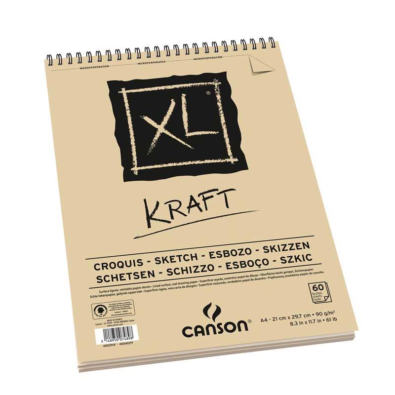 Canson® XL® Kraft 90 g/m²