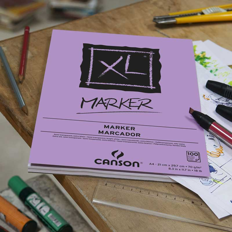 Canson® XL® Marker 70 g/m²