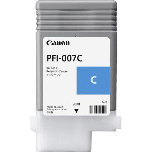 Cartucho de Tinta Canon PFI007 (90mL)