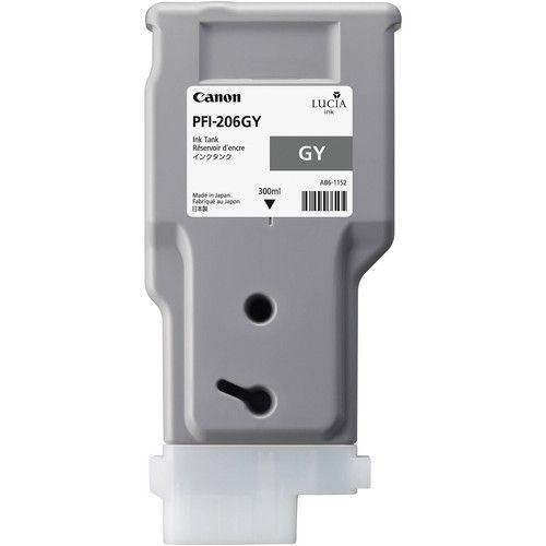 Cartucho de tinta Canon PFI206 (300ml)
