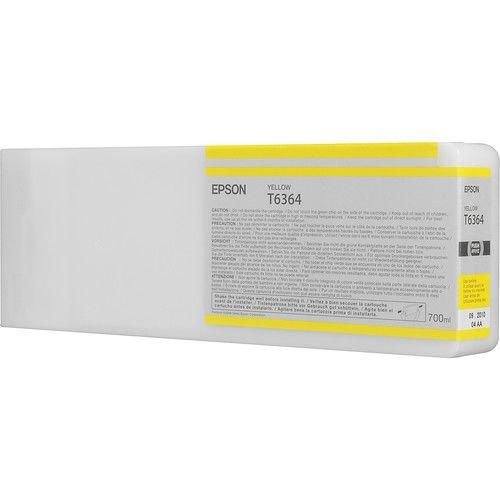 Cartucho de Tinta Epson T636 UltraChrome HD (700mL) para Stylus Pro