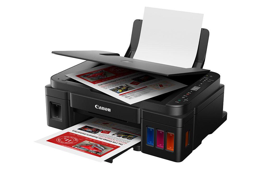 Impressora Canon Multifuncional Mega Tank G3111