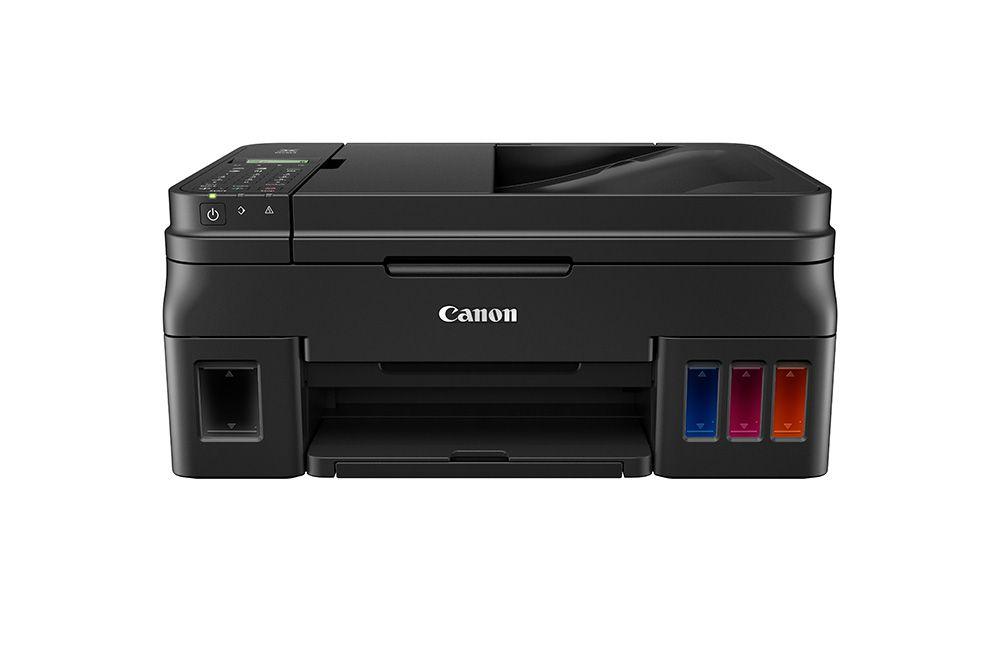 Impressora Canon Multifuncional Mega Tank G4100