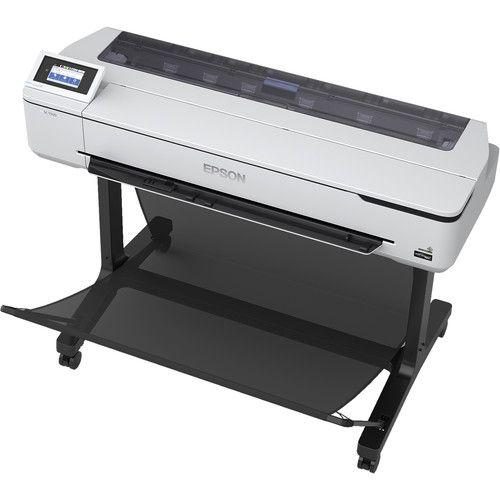 "Impressora Wireless Epson SureColor T5170 - 36"""