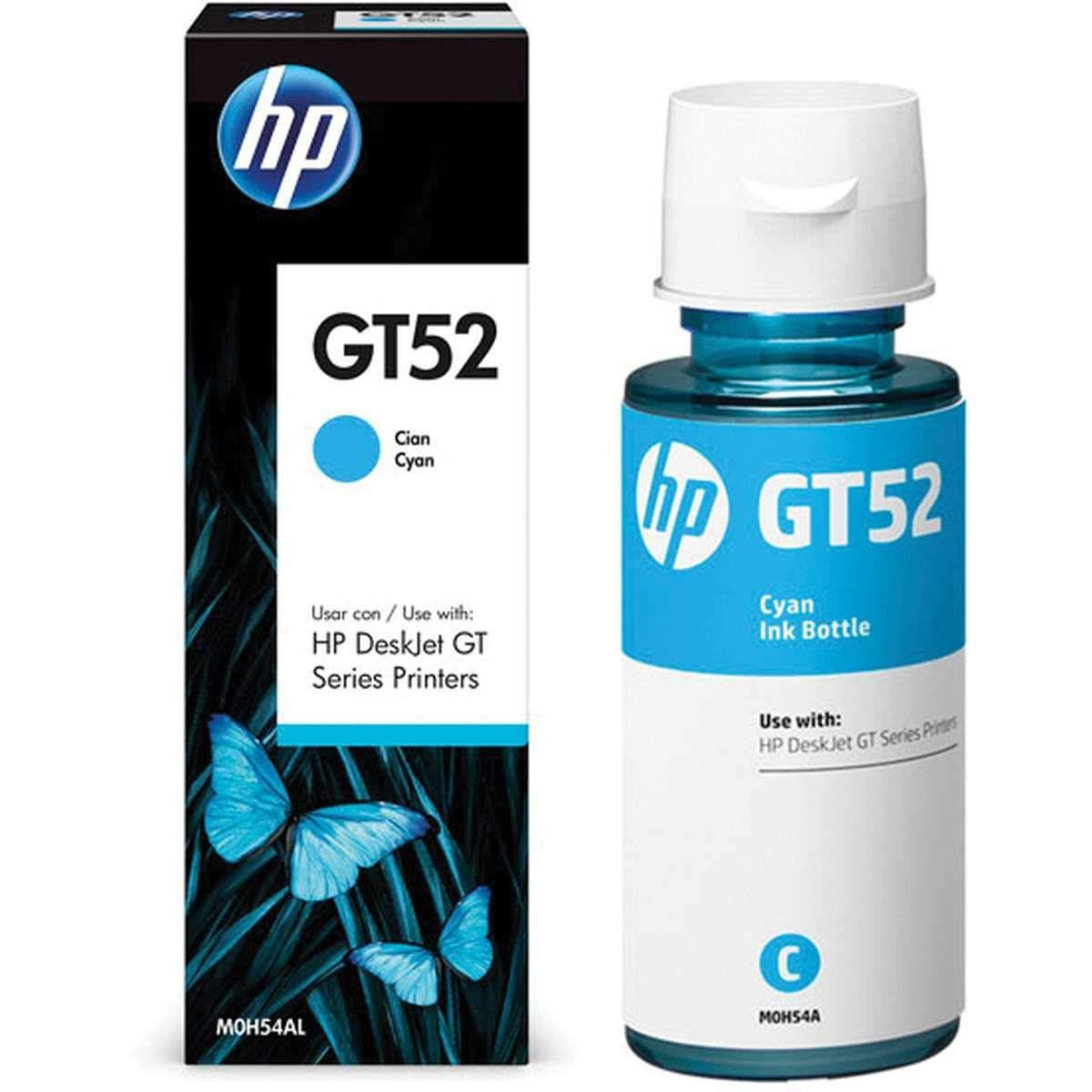 Refil de tinta HP GT52/ GT51 Original